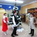 Фотоочёт выступления школьного театрального кружка
