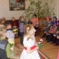 Фотоотчёт о поздравлении в Доме Милосердия с Днём 8 Марта.