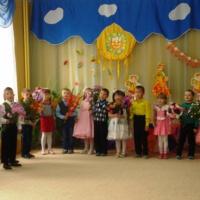 Фотоотчёт о проведении праздника в старшей группе «День дошкольного работника»