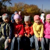 «Осенние поделки». Фотоотчет о творчестве детей подготовительной группы