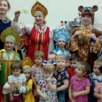 Фотоотчет «Наши истоки-праздники далёки»