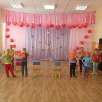 Детский музыкальный танц-класс «Постирушки» для детей старшей возрастной группы