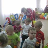 Фотоотчет о проведении НОД по физической культуре в первой младшей группе «Мы идем в зоопарк»