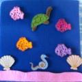 Дидактическая игра «Подводный мир» для детей от 1.5 до 3 лет как одно из средств изучения мира морских обитателей