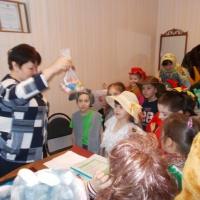 Сценарий фольклорного праздника в подготовительной группе «Зимний праздник Святки»