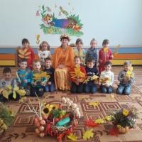 Праздник «Золотая осень» для детей средней группы