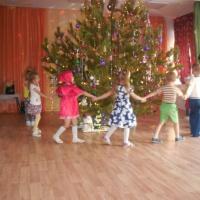 Сценарий развлечения для воспитанников второй разновозрастной группы для детей 4–7 лет «Святочные вечера»