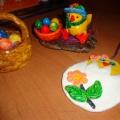 Мастер-класс по лепке из солёного теста «Пасхальные сувениры»