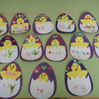 Детский мастер-класс «Пасхальная открытка»
