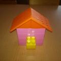 Конспект занятия по Лего-конструированию для детей 4–5 лет «Домик для птиц»