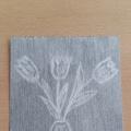 Нетрадиционное рисование в старшей группе (штриховка простым карандашом и «рисование» ластиком)