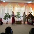 Сценарий фольклорного праздника для подготовительной группы «Осенние посиделки»