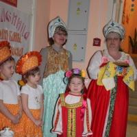 Фотоотчет о городской педагогической гостиной «Широкая Масленица»