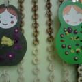 Конспект НОД по художественному творчеству «Украсим матрешки сарафан» для детей второй младшей группы