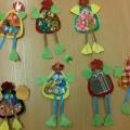 Мастер-класс для изготовления сувениров на Новый год «Петушок»