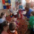 Центр игровой поддержки для будущих воспитанников детского сада.