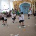 Спортивное развлечение «Весёлое лето— здоровые дети»
