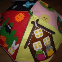 «Волшебный зонтик». Методическое пособие для детей дошкольного возраста