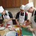 Урок для учащихся школы-интерната «Приготовление горячих бутербродов»