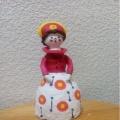 Мастер-класс по изготовлению Дымковской игрушки «Барыня»