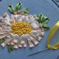 Мое хобби «Вышивка шелковыми лентами»