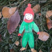 «Ноябринка— первая снежинка». Экологическая сказка. Гл.2