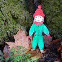 «Ноябринка-первая снежинка». Экологическая сказка. Глава 3