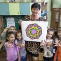 Использование мандал в работе с дошкольниками