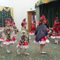 Фольклорный праздник к 8 Марта в подготовительной группе