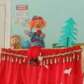 Сценарий развлечения «В гостях у Петрушки» с использованием кукольного театра к Международному Дню театра