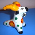 Мастер-класс по изготовлению дымковской игрушки из пластилина