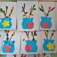Подарок для мамы от малышей «Осенний букет для милой мамы»