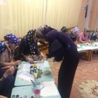 Мастер-класс для родителей на тему «Развитие творческих способностей в изобразительной деятельности»