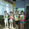 Конспект по развитию речи в средней группе по теме «Моя Родина-Россия»