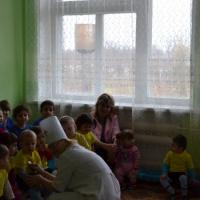 Фотоотчет «В гости к доктору Айболиту» (младшая, средняя группы)