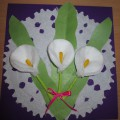 Мастер-класс «Поздравительная открытка для мамочки»