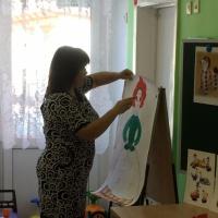 Конспект занятия по изобразительной деятельности в средней группе «Волшебство дымковской игрушки»