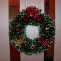 Мастер-класс «Рождественский венок» с пошаговыми фото
