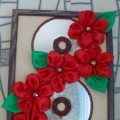 Мастер-класс по изготовлению панно «С праздником 8 Марта!»
