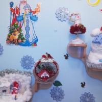 Творческие выставки как форма работы с родителями в ДОУ в условиях реализации ФГОС