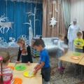 Занятие для детей старшего дошкольного возраста «Приключение волшебного глобуса, или проделки Снежной королевы»