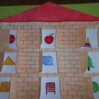 Дидактическая игра «Волшебный домик» (вторая младшая группа)