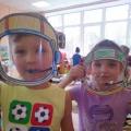 Конспект организационно образовательной деятельности (лепка) в подготовительной группе на тему космос