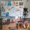 Выставка детско-родительских работ ко Дню Победы!