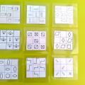 Дидактическая игра «Дорисуй недостающее изображение» для развития внимания и логического мышления у дошкольников