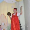 Открытое мероприятие совместно с родителями «Народный фольклор»