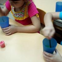 Познавательно-исследовательская деятельность в старшей группе детского сада. Опыты с водой
