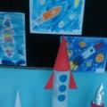 Фотоотчет конкурса «Космические ракеты»