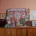 Фотоотчет о выставке «Золотые руки мамы, бабушки моей!»