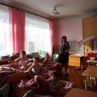 Фотоотчёт о гимнастике после дневного сна в ДОУ